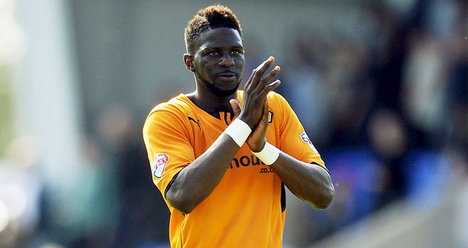 Bakary Sako: Back in the Wolves fold