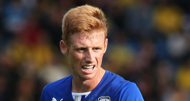 Eoin Doyle: Received his marching orders