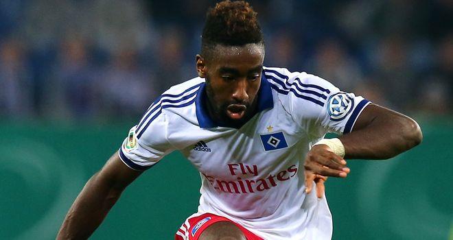 JOhan Djourou: Joined Hamburg on loan last July