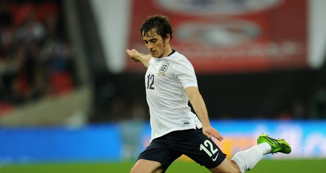Leighton Baines is set to start for England in their crucial World Cup qualifier on Friday