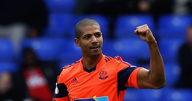 Jermaine Beckford: Took advantage of Manuel Almunia's mistake