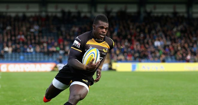 Christian Wade: Contract extension for Wasps wing