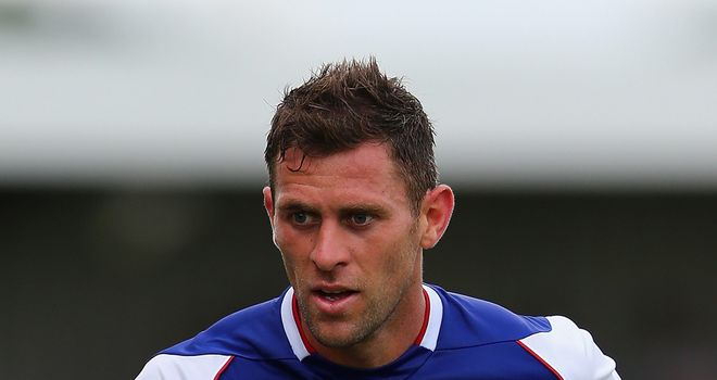 Daryl Murphy: Headed in Ipswich's equaliser to deny Forest