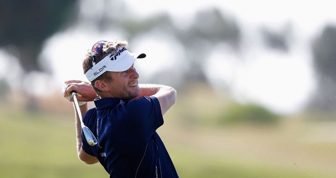 David Lynn: One of seven players to shoot 65 in Portugal