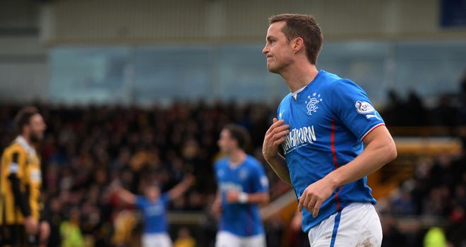 Jon Daly: Hat-trick for Rangers at Bayview