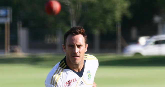 Faf du Plessis: Cleared of deliberate ball-tampering
