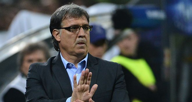 Gerardo Martino: Barca boss accepts Man City are among world's best
