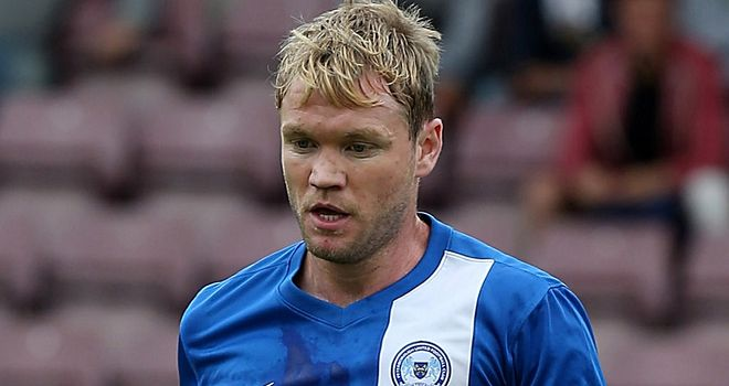 Grant McCann: Scored from the penalty spot