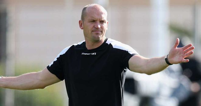 Gregor Townsend: Exeter remind him of Leinster last season