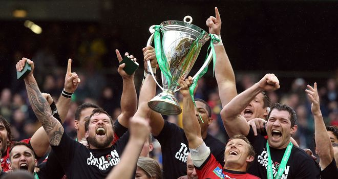 Toulon: Favourites to lift the famous trophy for a second year running