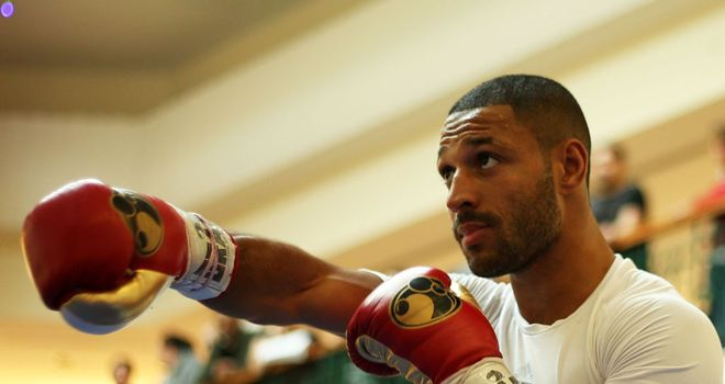 Kell Brook: The Bookies' favourite but Senchenko is attracting more backing