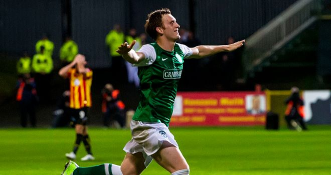 Liam Craig: Huge joy after a stunning winner