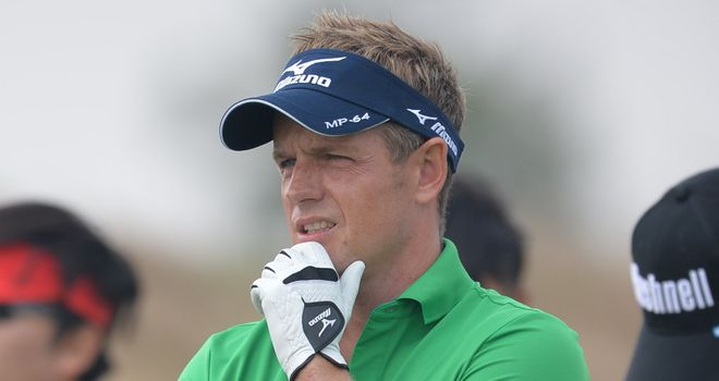 Luke Donald: Dubai rule needs rethinking