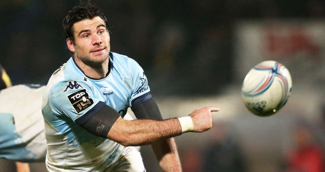 Mike Phillips: Sacked by Bayonne