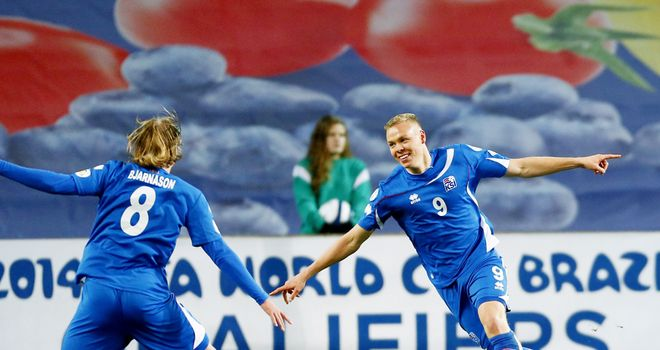Kolbeinn Sigthorsson: Sent Iceland through to play-offs