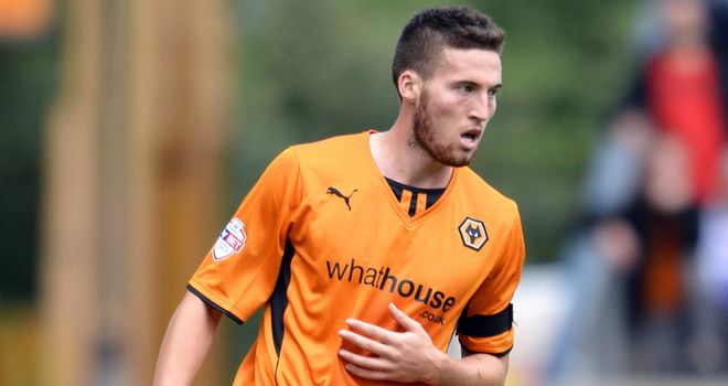 Matt Doherty: Out with a hamstring injury