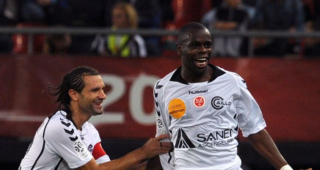 Prince Oniangue netted for Reims