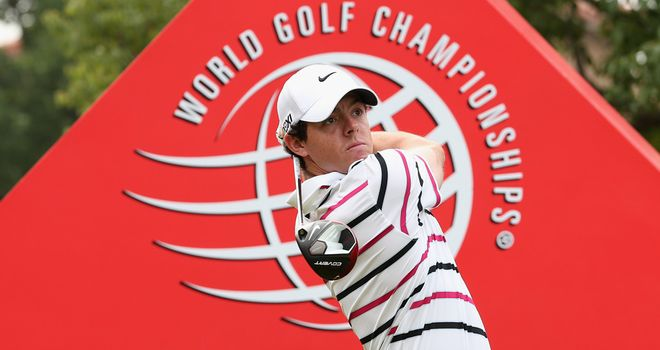 Rory McIlroy: Back to his best during first round in Shangahi