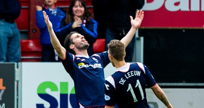 Rocco Quinn: Earned Ross County victory over Aberdeen