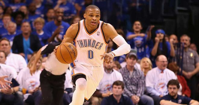 Russell Westbrook: Second surgery on right knee