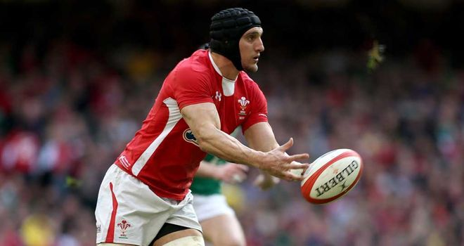 Sam Warburton: Wanted the Wales captaincy back 'big time'