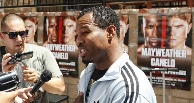 Shane Mosley: Did not receive full purse before deadline
