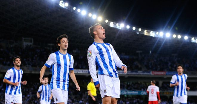 Real Sociedad: Had to settle for a point