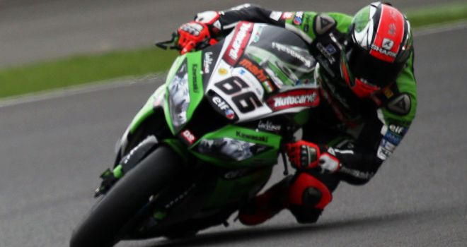 Tom Sykes: On the brink of capturing the World Superbike title in Spain on Sunday