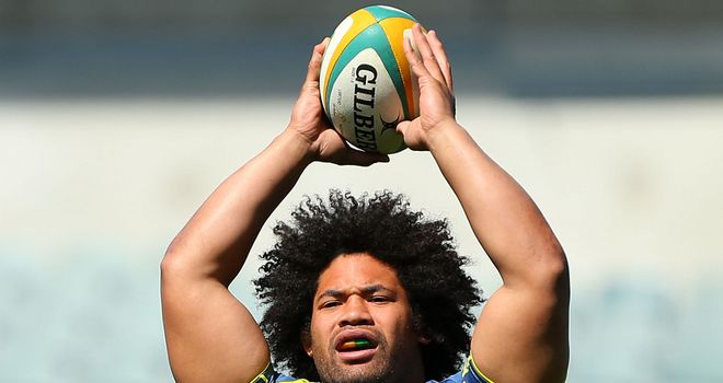 Tatafu Polota-Nau: Returns to the Australia squad