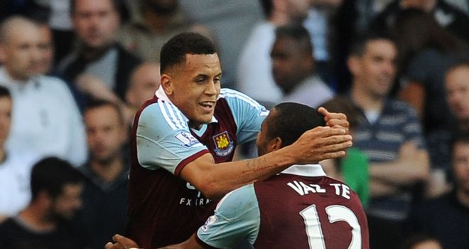 Ravel Morrison and Ricardo Vaz Te were instrumental in West Ham's first win at White Hart Lane since 1999