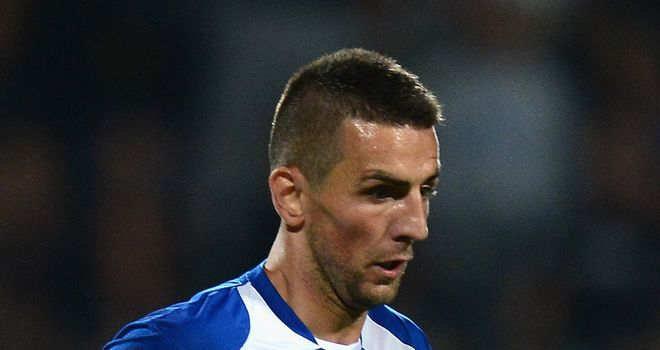 Vedad Ibisevic: On target for Bosnia-Herzegovina