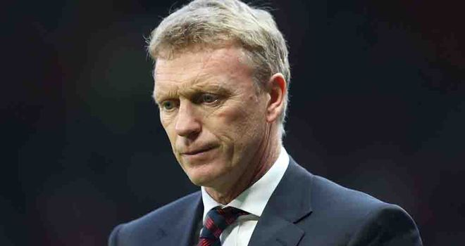 David Moyes: United were slow in possession and again looked devoid of ideas