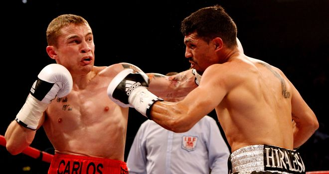 Carl Frampton: Dominated from the very first round against Jeremy Parodi