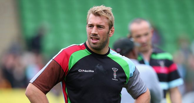 Chris Robshaw: Expected to retain the England captaincy