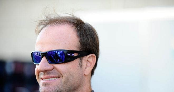 Rubens Barrichello: Won't be joining Sauber