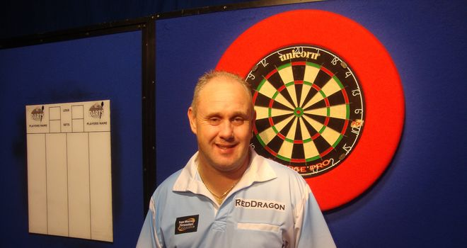 Picture of Ian White courtesy of PDC