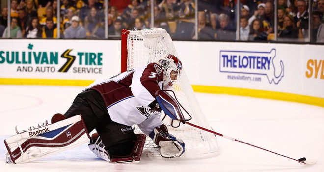 The Colorado Avalanche back in winning ways