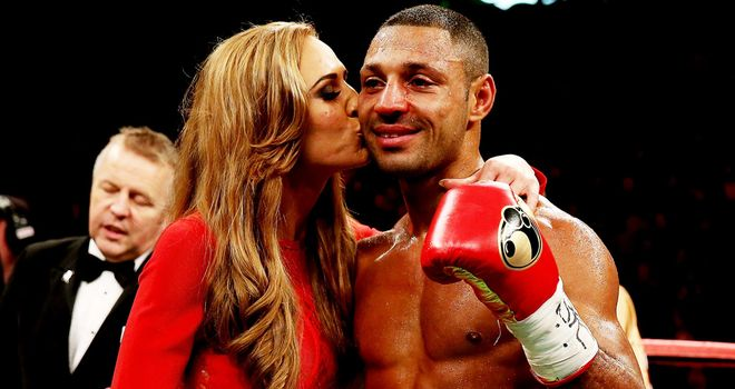 Kell Brook: Hoping for big-name fights in the future
