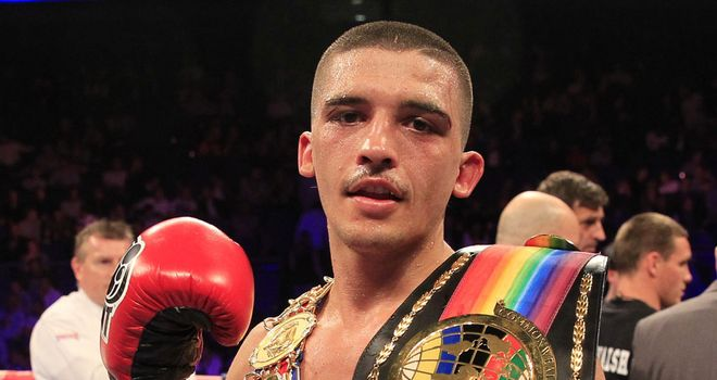 Featherweight prospect Lee Selby faces his toughest assignment yet (Pic Lawrence Lustig)