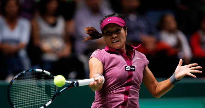 Li Na: needs to take set off Victoria Azarenka to guarantee place in last four
