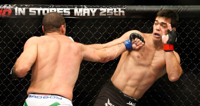 Lyoto Machida: Could be in line for a shot at the middleweight title