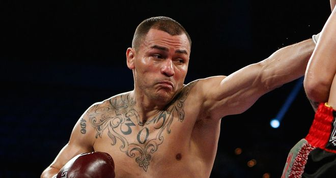 Mike Alvarado: Has skills to go with warrior instinct