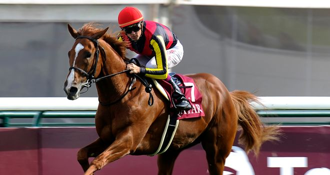 Orfevre: Signed off in style with stylish win