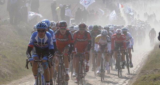 "Paris-Roubaix is known as the ""Queen of the Classics"""