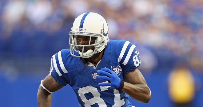 Reggie Wayne: Has played 189 straight games for the Colts, the longest streak in the NFL