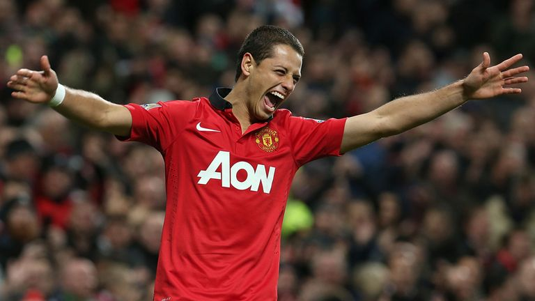 Javier Hernandez: One of Everton's targets