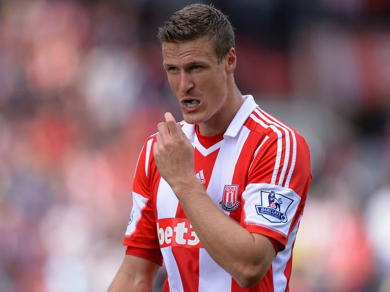 Robert Huth: Injury blow for Stoke