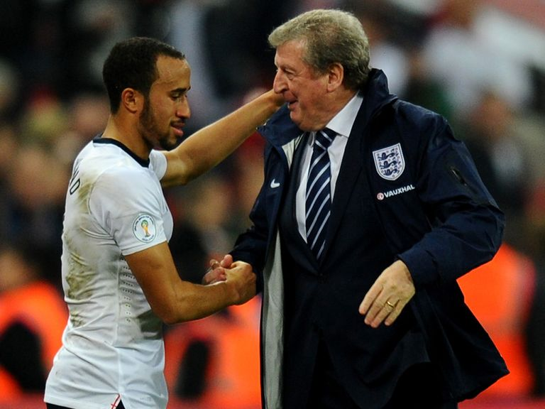 Townsend: Took no offence to Hodgson joke