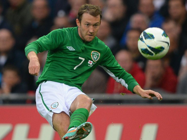 Aiden McGeady: Urged to score more goals