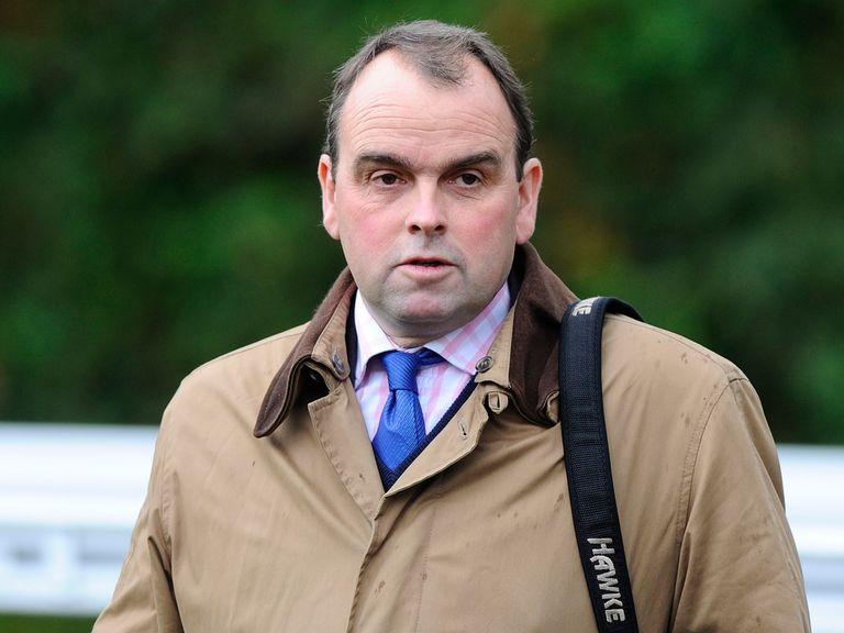 Alan King: Had his 1000th winner on Tuesday
